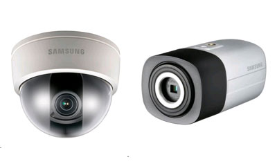 Samsung Techwin launches new 960H WDR 700 TV lines camera series