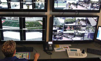 California State University football stadium enjoys home field advantage with thermal imaging