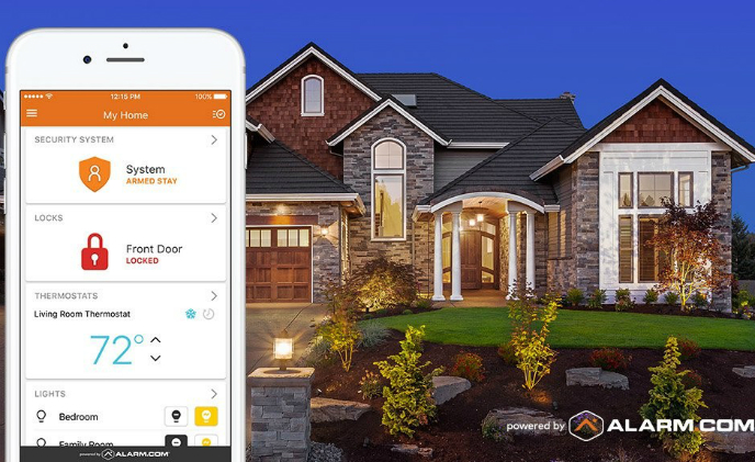 Alarm.com debuts new program to provide smart home solutions