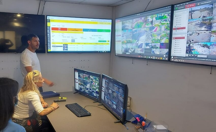 City of Eilat, Israel Deploys viisights advanced video analytics