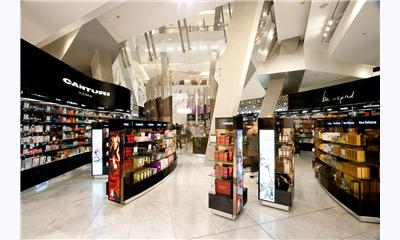 Myer, Australia's Largest Department Store Fights Shoplifters With Geutebruck IP Video