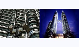 Malaysia's Tallest Towers Deploy IR Illuminators