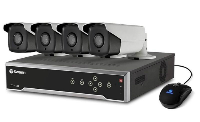 Swann introduces 4K Ultra HD security system