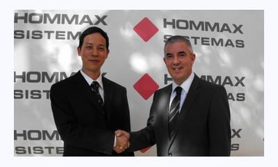 Hikvision and Hommax Sign Revolutionary Platform Agreement