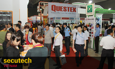 Secutech Vietnam 2013 opens with integrated IP solutions