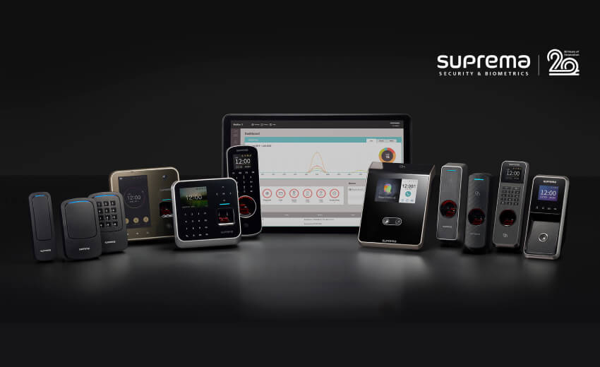 Suprema access control solutions address post-pandemic world challenges