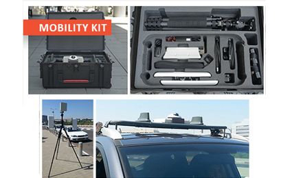 RADWIN mobility kit enables easy demonstration of real-time vehicles applications