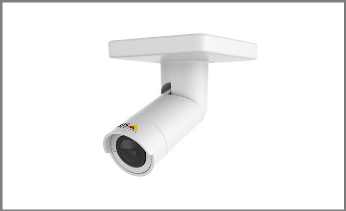 Axis launch bullet-style and pinhole models for discreet surveillance
