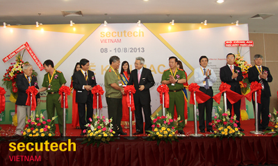 Secutech Vietnam attracts 90 suppliers to explore local business opportunities