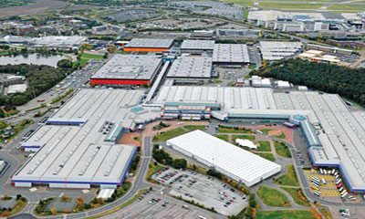 UK exhibition center unifies video and traffic management