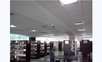 Vivotek Surveillance Solution Protects India's Historic Library