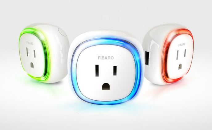 Fibaro ships smart adapter with energy monitoring capability