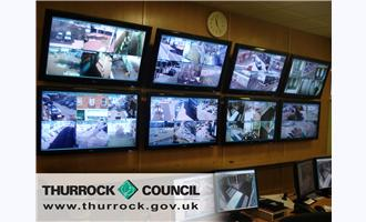 UK Town Authority Reduces Crime With IndigoVision Surveillance
