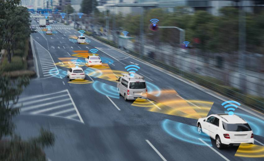 Autonomous vehicles are key for intelligent transport systems and industrial automation