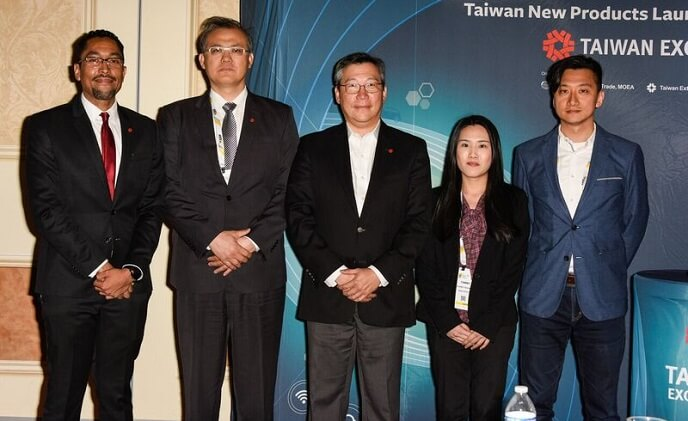 Taiwan companies shine at ISC West