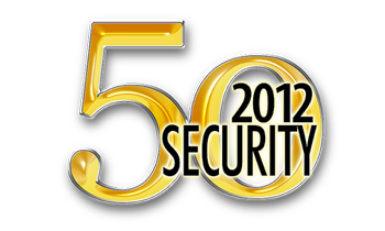 Unveiling 2012 a&s Security 50