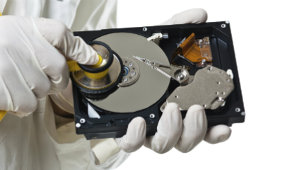 Hard Drive Data HDD Recovery Kroll Ontrack