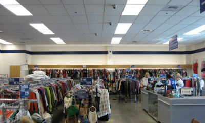 US nonprofit organization minimizes retail shrinkage with IP-based surveillance