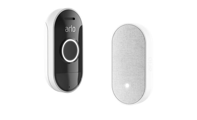 Arlo launches wire-free, smart audio doorbell designed for DIY setup