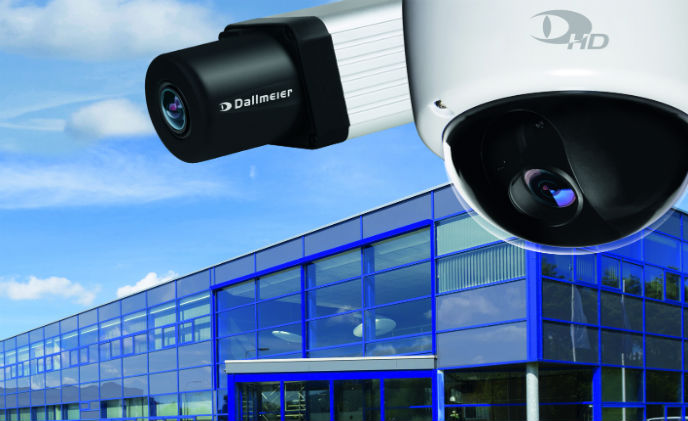 Dallmeier presents new IP cameras with high resolution up to 3K