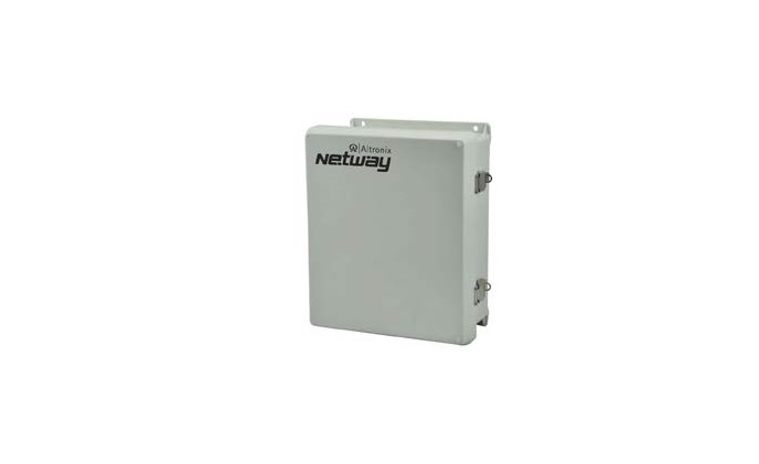 Altronix showcases outdoor NetWay managed PoE+ switches