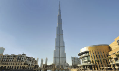 Dubai landmark building manages vehicular access with simultaneous ALPR and RFID tags