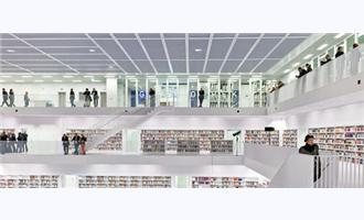 Assa Abloy Supplies Access Control Solution for City Library in Germany