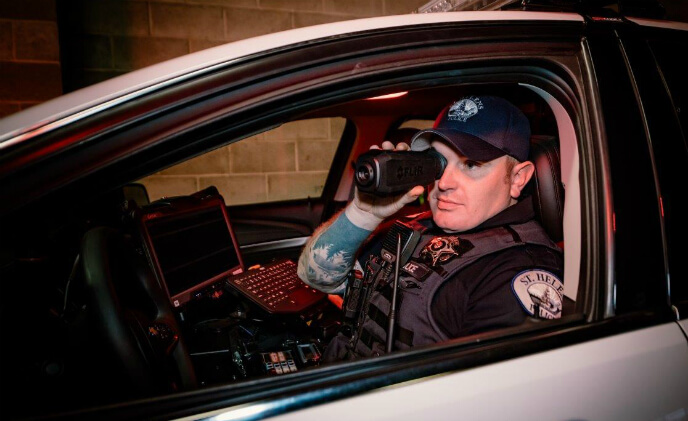 FLIR launches Scion Thermal Monocular for public safety professionals