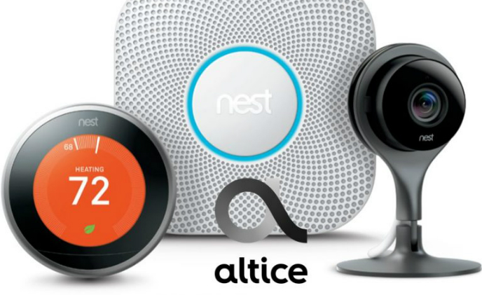 Altice USA advances smart home experience by offering Nest products and services