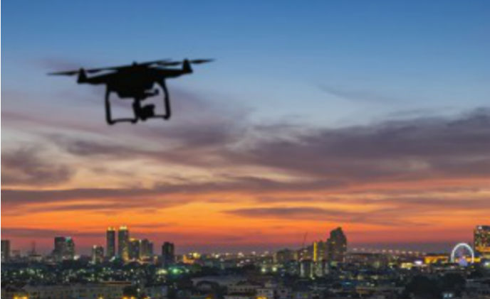 MSAB and URSA partner on drone forensic technology