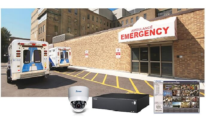 Surveon upgrades hospital security with complete solutions