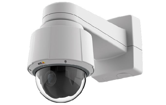 Axis introduces new models to Q60 PTZ dome network camera series