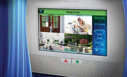 Fortress Security offering new Honeywell Lynx Touch 7000 panel