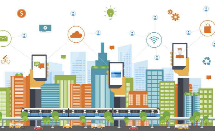 State monitoring system for smart city from Kipod