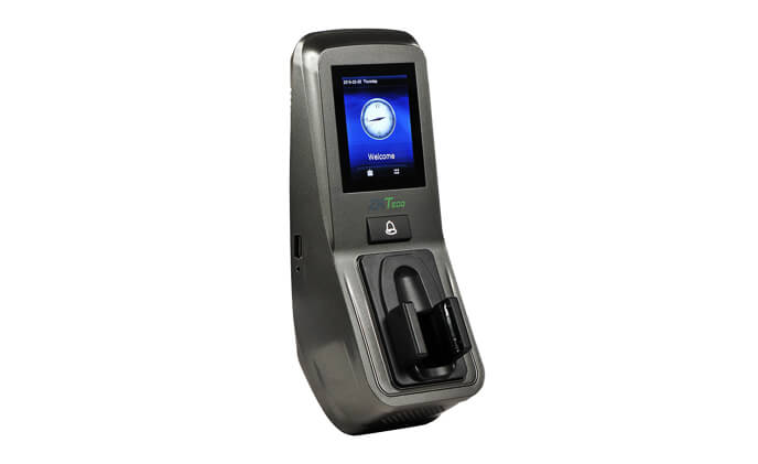 ZKAccess releases new multi-biometric finger vein and fingerprint access control reader