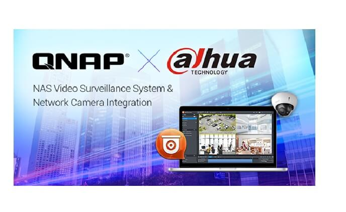 Dahua integrates QNAP NAS System to extend video surveillance feasilibity