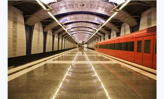 Conway Housing and Sony Camera Cover Stockholm Metro for Passenger Safety