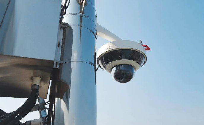 Hikvision PanoVu cameras help South Korea track pollution hot spots