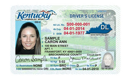 MorphoTrust solutions produce North American driver licenses