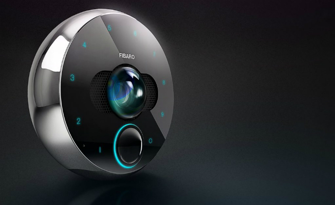 Fibaro launches intercom that facilitates remote door entry management