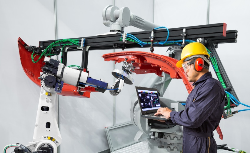 Top industrial automation trends for 2020