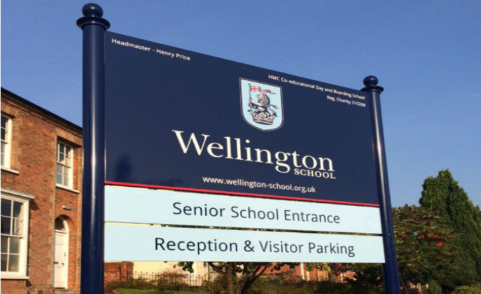 Salto Systems provides integrated access for Wellington School