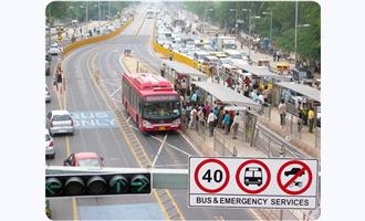 IndigoVision IP Video Helps Keep Delhi Buses on Time