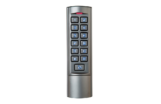 Camden Door Controls unveils innovative range of slim-line keypads