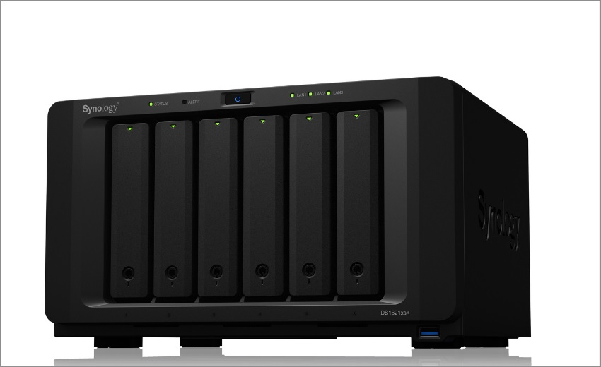Synology Introduces DiskStation DS1621xs+ micro-server