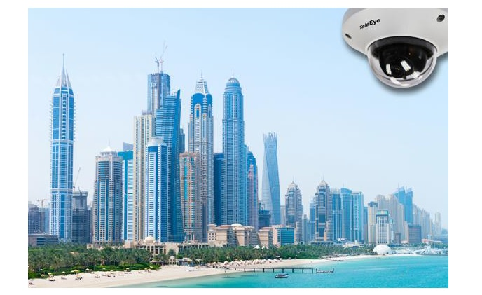 TeleEye closes in on security threats with new MQ series 1080p HD IP cameras
