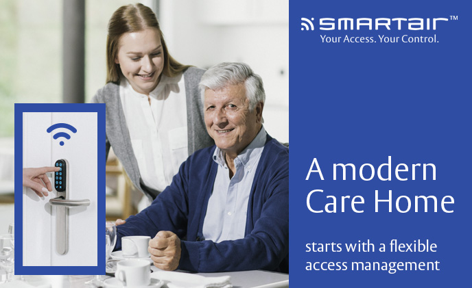 How should we secure care homes and their residents in the 21st century?