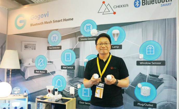 Gunitech sees vast potential of Bluetooth Mesh in connected home and vehicle