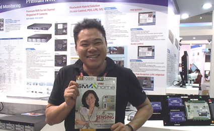 [SMAhome Int'l Exhibition] Finest provides eCONNECT P2P cloud surveillance solution