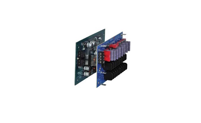 Altronix VR6 voltage regulator and PDS8 dual input power distribution module deliver versatility